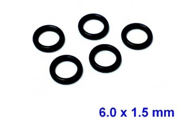 AirPower Air Fill Valve O-Rings