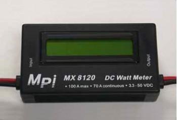 MPI Watt Meter MX8120