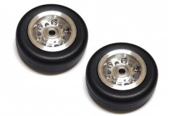 "AirPower 3 1/4""-83mm Wheels & Tire Set"