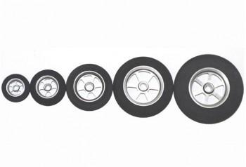 MPI 1.5'' Light Aluminum Wheels
