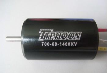Typhoon 700-60 2610kv