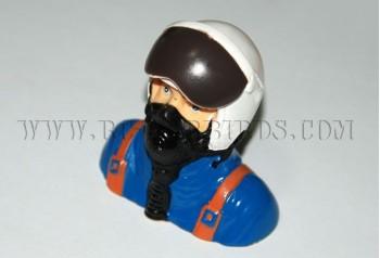 Jet Pilot 1/6 Scale - Blue