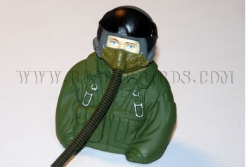 Jet Pilot 1/8 Scale - Green