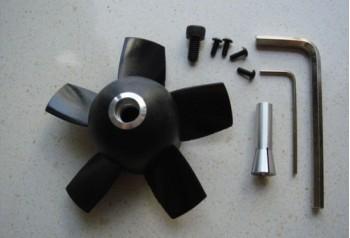 HET-RC 9305 (Rotor & Adaptor)