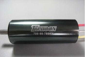 Typhoon 700-98 670kv