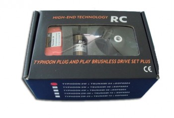 Typhoon EDF 2W Drive set Plus